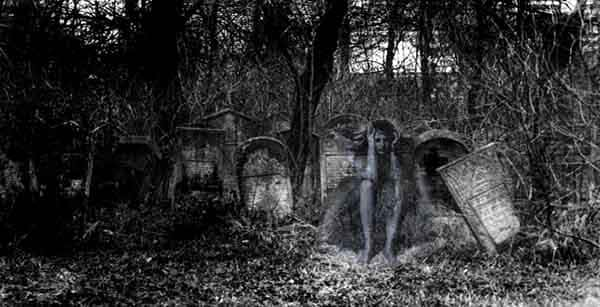 Жуткие мистические истории про кладбище