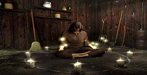 Истории о спиритизме