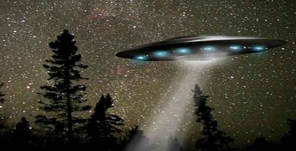 Истории про НЛО