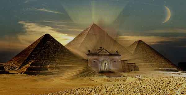Мистические истории в египте от туристов