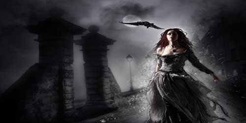мистические истории про ведьм читать