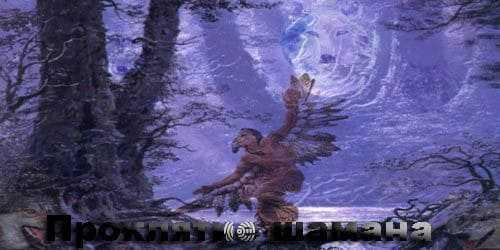 история про шаманов