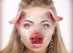 Свинья оборотень