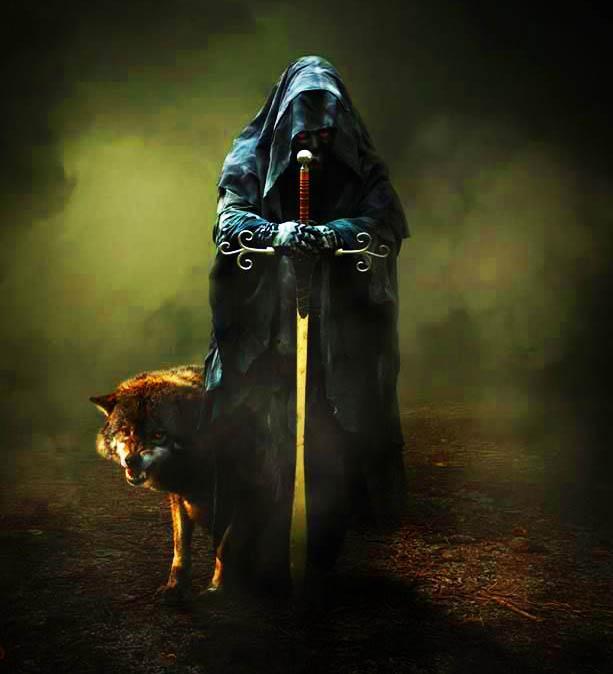 волчий пастырь
