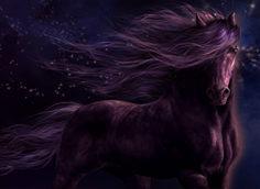 Конь призрак.