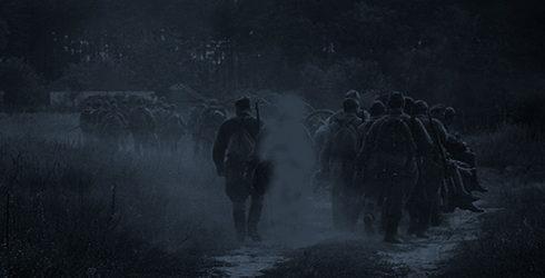 Призраки солдаты