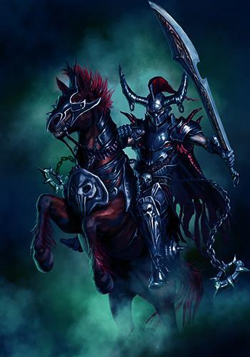 2 всадник Апокалипсиса «Война»
