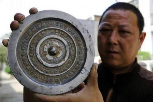 Древние китайские зеркала