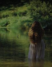 русалка с озера