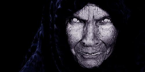 Старуха призрак - как проклятие предотвратило инцест